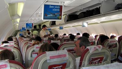 PR-MHS - Airbus A320-214 - TAM Linhas Aéreas