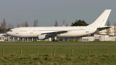 F-HEEE - Airbus A300B4-622R - Eagle Aviation
