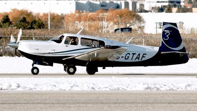 C-GTAF - Mooney M20R Ovation - Private