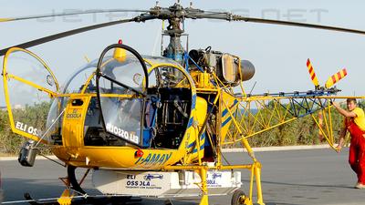 I-AMAY - Aérospatiale SA 315B Lama - Eli Ossola
