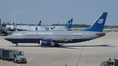 A picture of N319UA -  - [126] - © Jay Selman - airlinersgallery.com