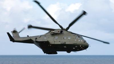 ZJ131 - Agusta-Westland Merlin HC.3 - United Kingdom - Royal Air Force (RAF)
