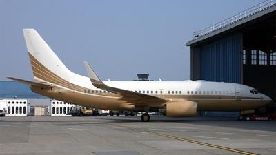 VP-BMC - Boeing 737-7CG(BBJ) - Ivanhoe Capital Aviation