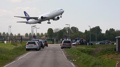 EHAM - Airport - Spotting Location