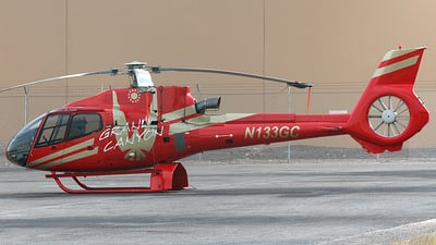 N133GC - Eurocopter EC 130B4 - Papillon Grand Canyon Helicopters