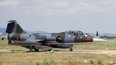 MM54260 - Lockheed TF-104G Starfighter - Italy - Air Force