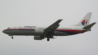 9M-MMT - Boeing 737-4H6 - Malaysia Airlines