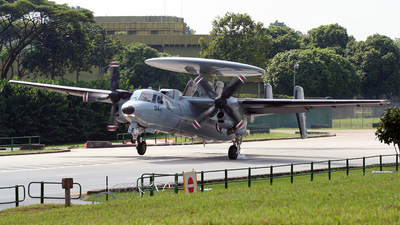 014 - Grumman E-2C Hawkeye - Singapore - Air Force