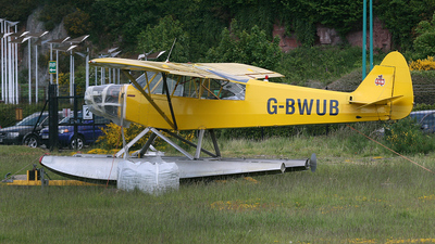G-BWUB - Piper L-21B Super Cub - Private