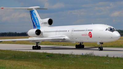 RA-85699 - Tupolev Tu-154M - S7 Airlines