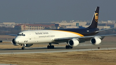 A picture of N840UP -  - [] - © Tim Perkins