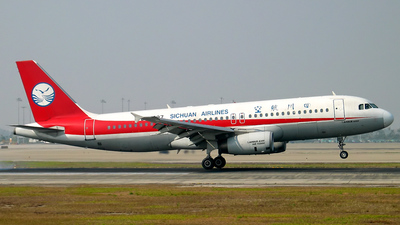 B-2397 - Airbus A320-232 - Sichuan Airlines