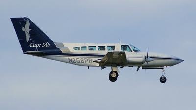 N258PB - Cessna 402C - Cape Air