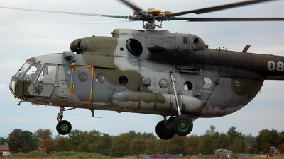 0839 - Mil Mi-17 Hip - Czech Republic - Air Force