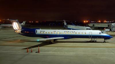 N851HK - Embraer ERJ-145LR - United Express (Trans States Airlines)