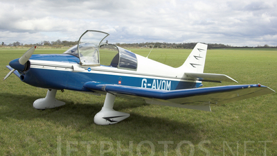 G-AVOM - Robin DR221 Dauphin - Private