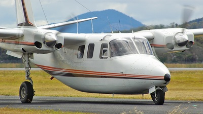 A picture of VHLET - Aero Commander 500S - [3264] - © Martin Eadie