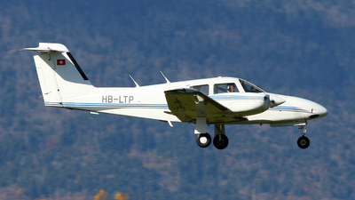 A picture of HBLTP - Piper PA44180T Turbo Seminole - [448207008] - © tinymoon