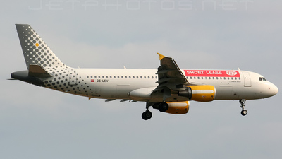 OE-LEV - Airbus A320-214 - Niki (Vueling Airlines)