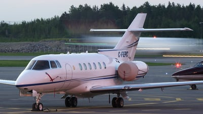 C-FEPC - Raytheon Hawker 800XP - Private
