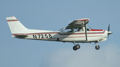 N7258 - Cessna 172RG Cutlass RG - Private