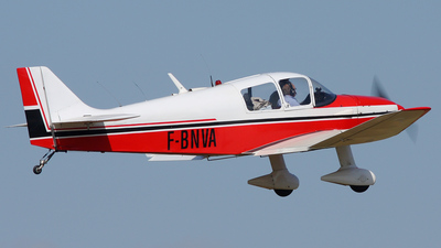 F-BNVA - Jodel DR250/160 Capitaine - Private