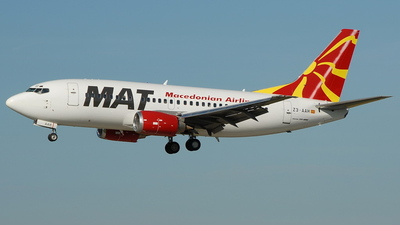 Z3-AAH - Boeing 737-529 - MAT Macedonian Airlines