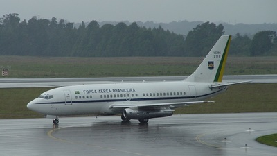 FAB2116 - Boeing VC-96 - Brazil - Air Force