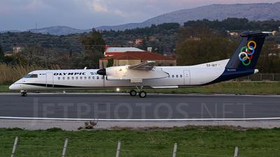 SX-BIT - Bombardier Dash 8-Q402 - Olympic Air