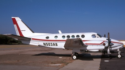 N503AB - Beechcraft 100 King Air - Private