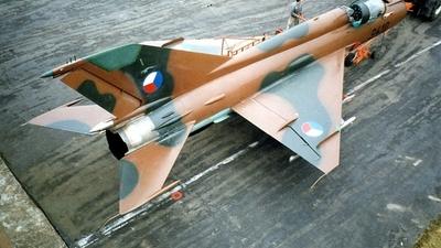 9410 - Mikoyan-Gurevich MiG-21MF Fishbed J - Czech Republic - Air Force
