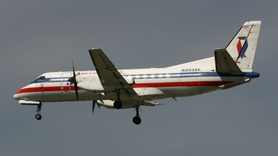 A picture of N393AE -  - [] - © Matthew Taylor - contrails.co.uk