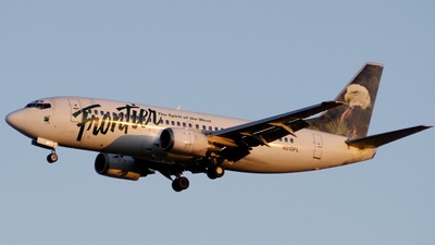 N310FL - Boeing 737-3L9 - Frontier Airlines