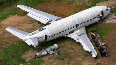 3X-GCM - Boeing 737-205(Adv) - Air Guinée Express