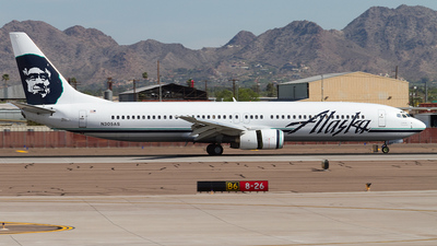N305AS - Boeing 737-990 - Alaska Airlines