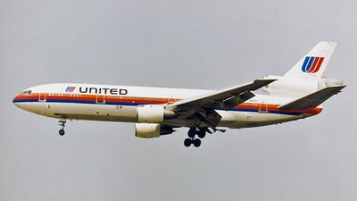 N1831U - McDonnell Douglas DC-10-10 - United Airlines