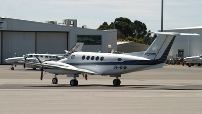 VH-KBH - Beechcraft B200 Super King Air - Airflite