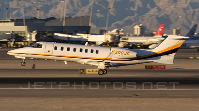 N300JC - Bombardier Learjet 45 - Private