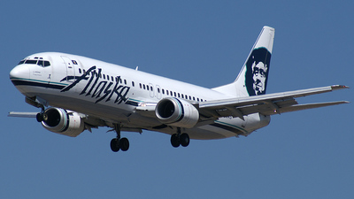 N776AS - Boeing 737-4Q8 - Alaska Airlines
