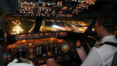 EC-IXE - Boeing 737-883 - Air Europa