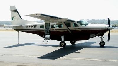 A picture of N9697F - Cessna 208 Caravan - [20800128] - © Joe G. Walker