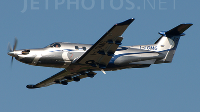 I-LGMG - Pilatus PC-12/47E - Private