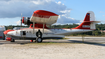 VH-CAT - Consolidated PBY-6A Catalina - Catalina Flying Memorial