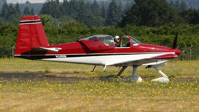 N10DW - Vans RV-9A - Private