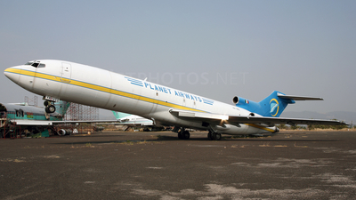 XA-UII - Boeing 727-222(F) - Planet Airways