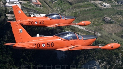 MM55023 - SIAI-Marchetti SF260AM - Italy - Air Force