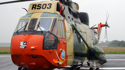 RS-03 - Westland Sea King Mk.48 - Belgium - Air Force