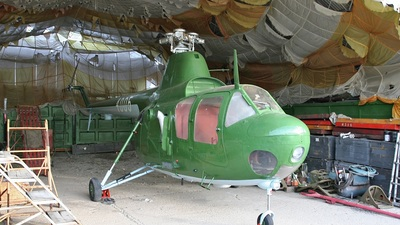 4005 - Mil Mi-1 Hare - Czech Republic - Air Force