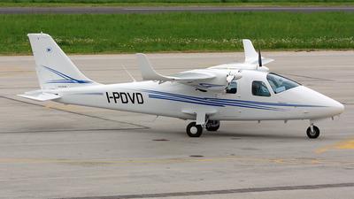 I-PDVD - Tecnam P2006T - Private