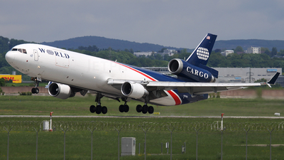 N276WA - McDonnell Douglas MD-11(F) - World Airways Cargo